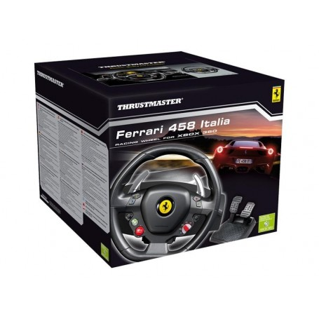 Руль Thrustmaster Ferrari 458 Italia (Xbox 360/PC)