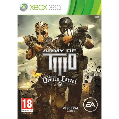 Army of Two: Devil's Cartel