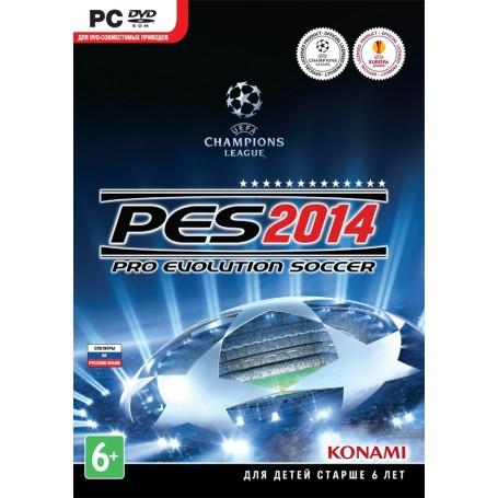Pro Evolution Soccer 2014 (PC, Box)