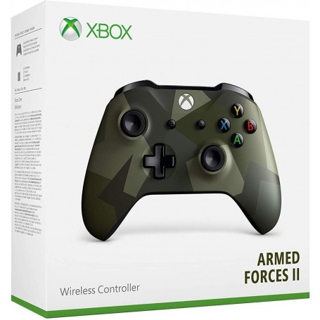 Геймпад Xbox One S Armed Forces ll