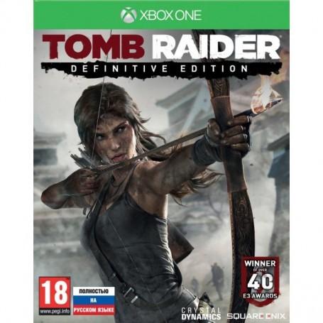 Tomb Raider. Definitive Edition (Xbox One)