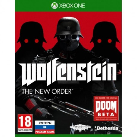 Wolfenstein. The New Order (Xbox One)