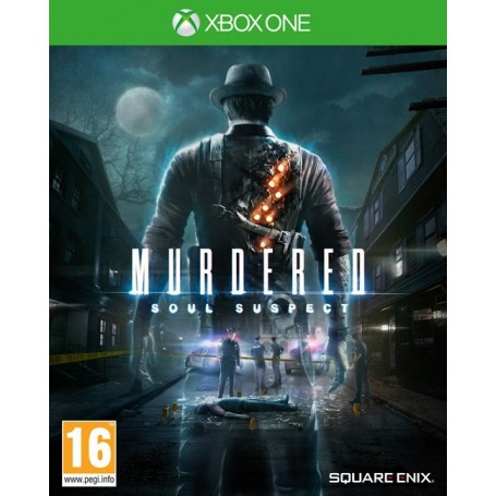 Murdered. Soul Suspect (Xbox One)