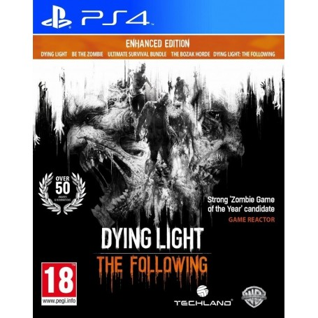 Dying Light. The Following - Enhanced Edition (PS4)