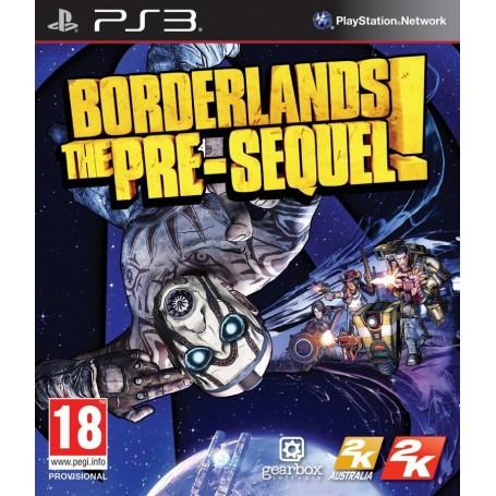 Borderlands. The Pre-Sequel (PS3)
