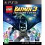 LEGO Batman 3. Покидая Готэм (PS3)