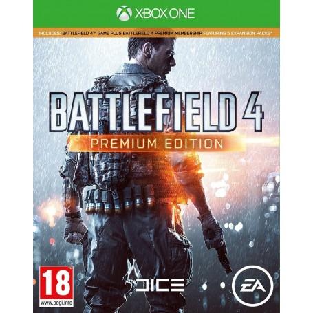 Battlefield 4. Premium Edition (Xbox One)