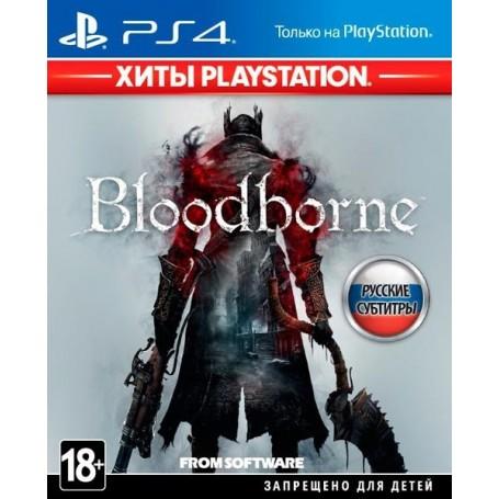 Bloodborne. Порождение крови (PS4)