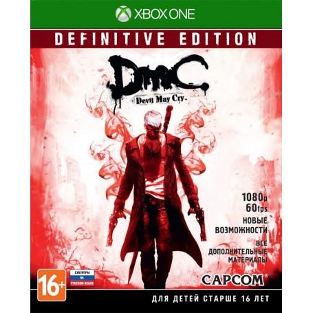 DmC Devil May Cry. Definitive Edition (Xbox One)