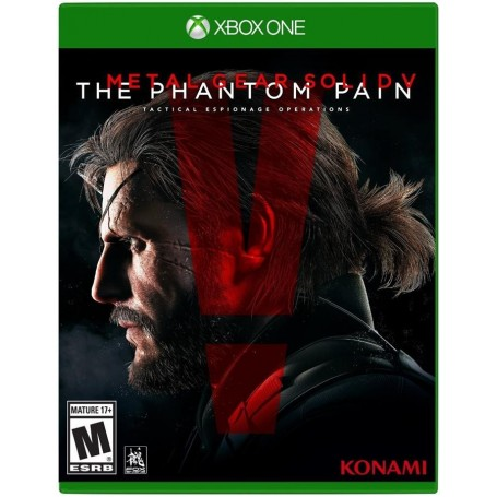 Metal Gear Solid 5. The Phantom Pain (Xbox One)