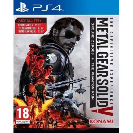 Metal Gear Solid 5. Definitive Experience (PS4)