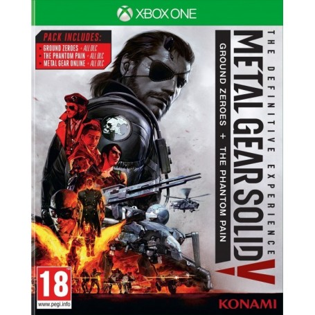 Metal Gear Solid 5. Definitive Experience (Xbox One)
