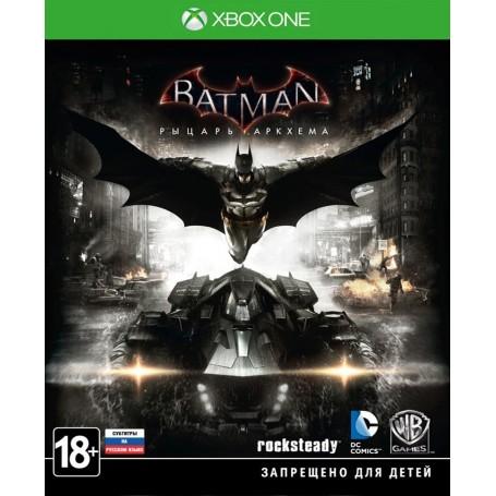 Batman. Рыцарь Аркхема (Xbox One)