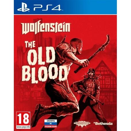 Wolfenstein. The Old Blood (PS4)