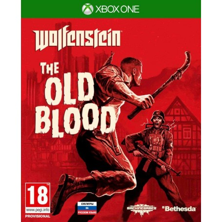 Wolfenstein. The Old Blood (Xbox One)