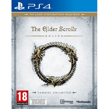 Elder Scrolls Online. Tamriel Unlimited (PS4)