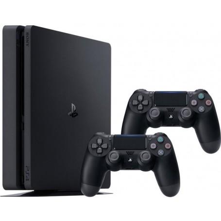PS4 Slim 1TB + Доп. джойстик