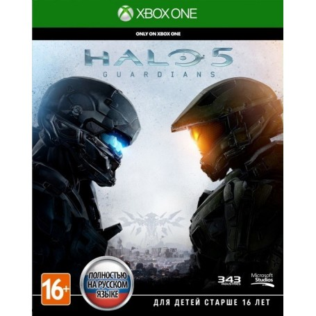 Halo 5. Guardians (Xbox One)