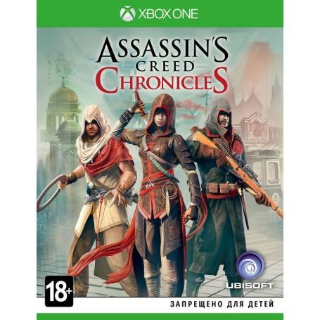 Assassin's Creed Chronicles. Трилогия (Xbox One)