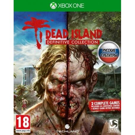 Dead Island. Definitive Edition (Xbox One)