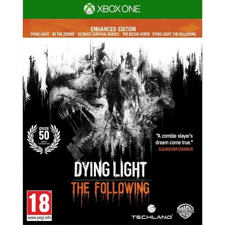 Dying Light. The Following - Enhanced Edition (Xbox One)