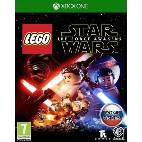 LEGO Звездные войны. Пробуждение Силы (Xbox One)