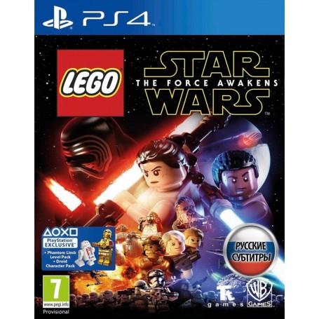 LEGO Звездные войны. Пробуждение Силы (PS4)