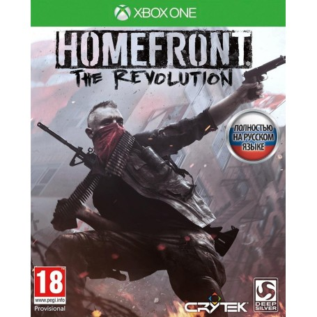 Homefront. The Revolution (Xbox One)