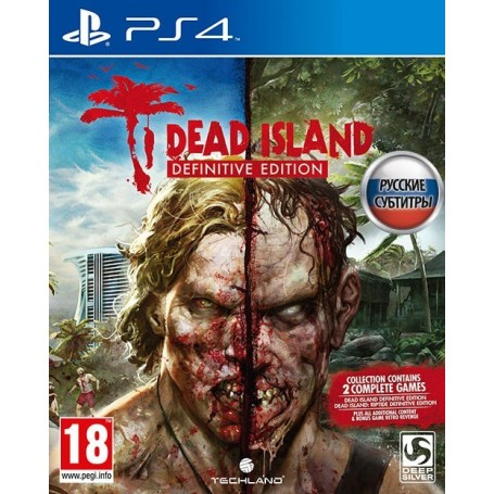 Dead Island. Definitive Edition (PS4)