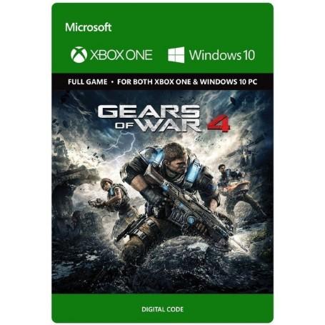 Код загрузки Gears of War 4 (Xbox One)