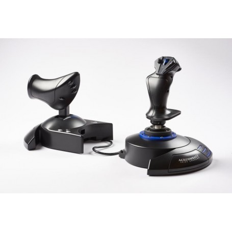 Джойстик Thrustmaster T-Flight Hotas 4 Ace Combat 7 Skies Unknown (PS4,PC)