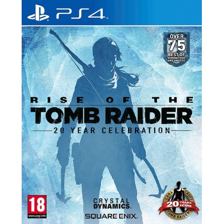 Rise of the Tomb Raider (PS4). 20-летний юбилей