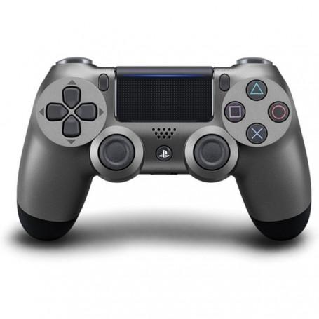 Геймпад DualShock®4 Steel Black V2