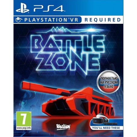 Battlezone (PS4, VR)