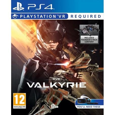 Eve Valkyrie (PS4, VR)