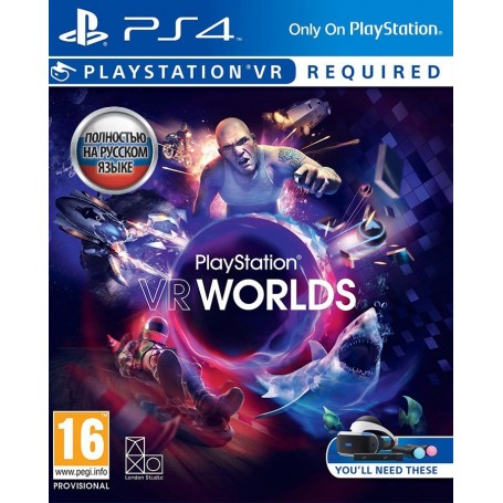 VR Worlds (PS4, VR)