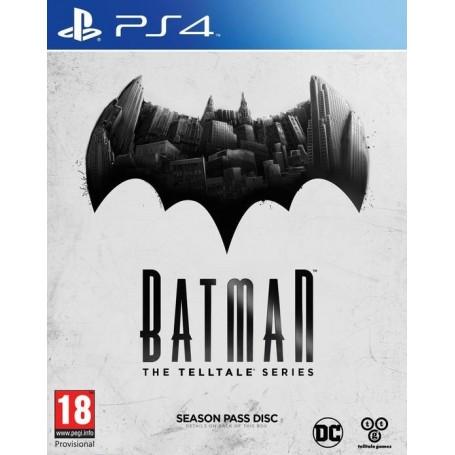 Batman. The Telltale Series (PS4)
