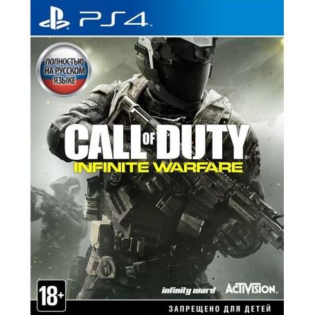 Call of Duty. Infinite Warfare (PS4)