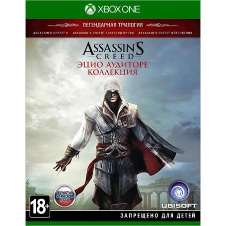 Assassin's Creed Эцио Аудиторе. Коллекция (Xbox One)