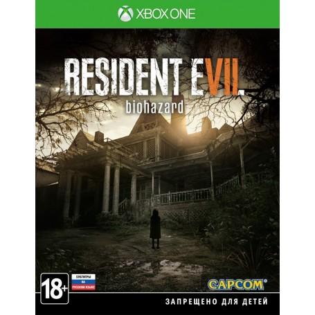 Resident Evil 7. Biohazard (Xbox One)