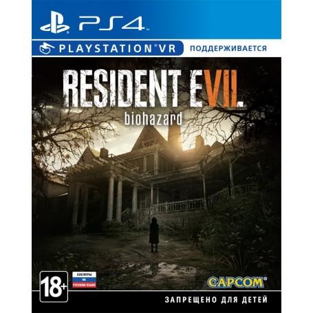 Resident Evil 7. Biohazard (PS4)