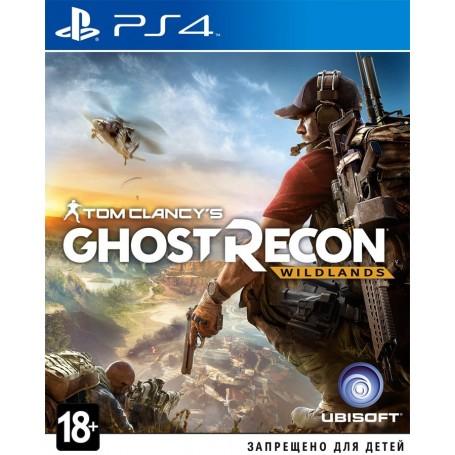 Tom Clancy's Ghost Recon. Wildlands (PS4)