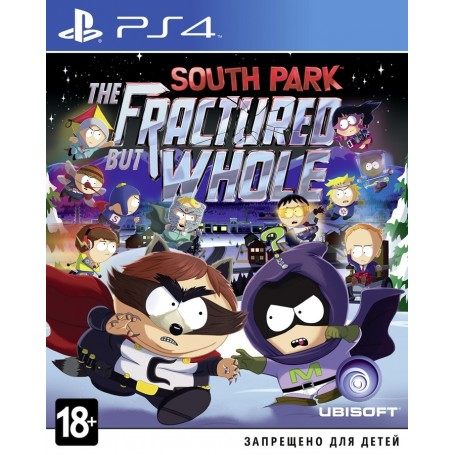South Park. The Fractured but Whole (PS4)