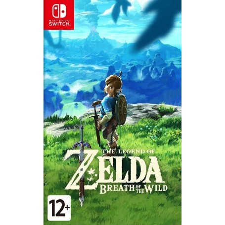 The Legend of Zelda. Breath of the Wild (Switch)