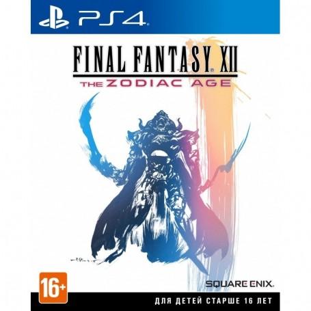 Final Fantasy XII. the Zodiac Age (PS4)