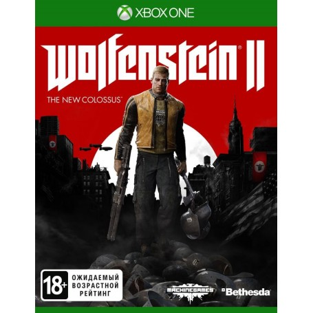 Wolfenstein 2. The New Colossus (Xbox One)