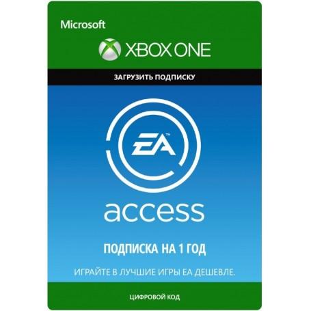 Абонемент EA Access 12 мес. (код)