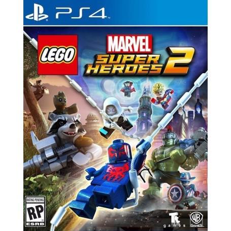 LEGO Marvel Super Heroes 2 (PS4)