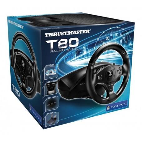 Руль Thrustmaster T80 Racing wheel (PS4/PS3)