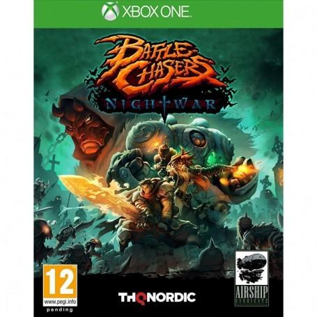 BattleChasers. Nightwar (Xbox One)